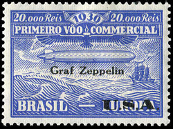 1950: Brazil Issue of private Air Lines