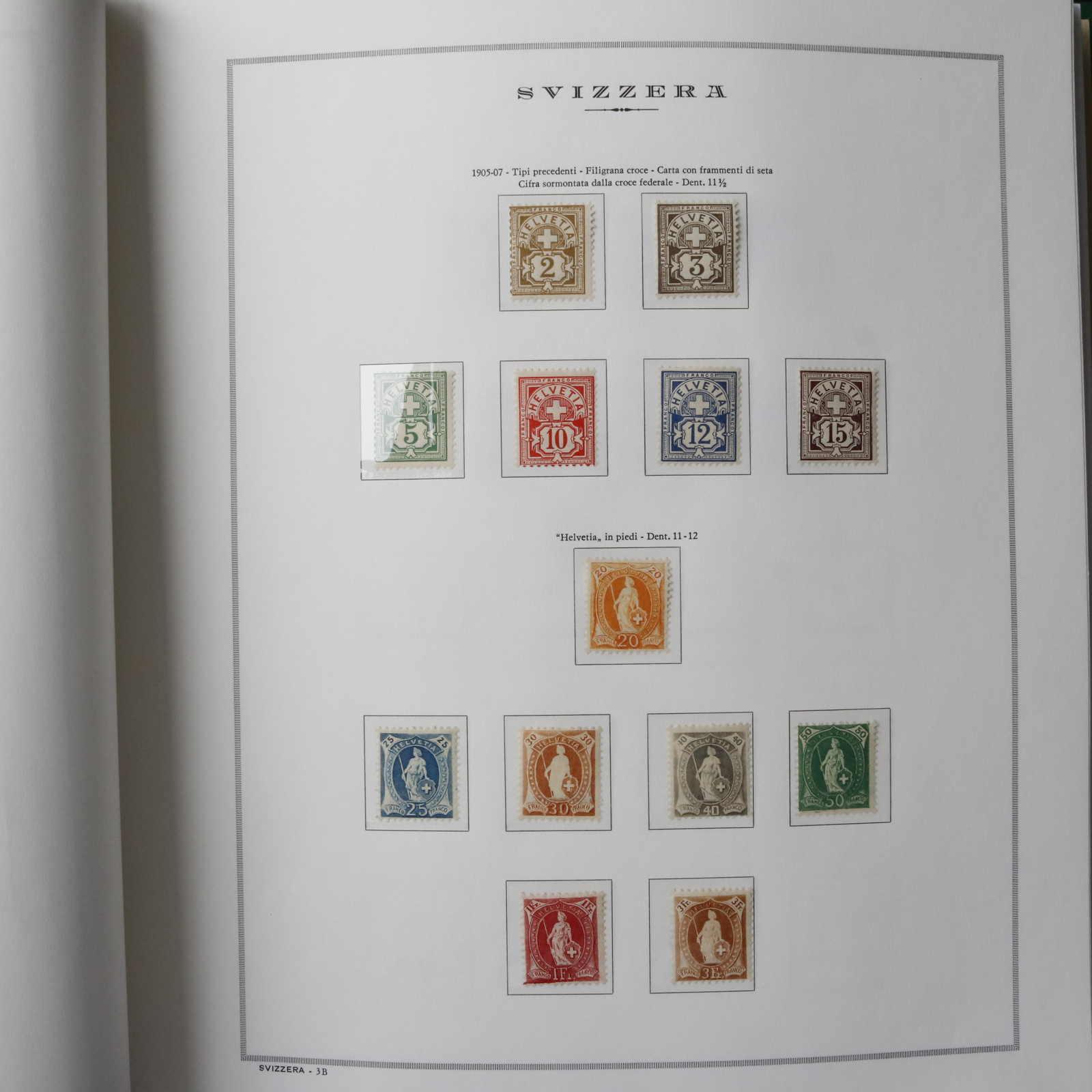Lot 2563 - COLLECTIONS & ACCUMULATIONS Switzerland -  Auktionshaus Schlegel 26 Public Auction