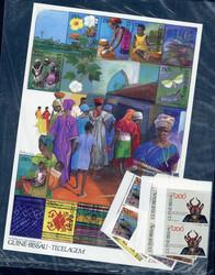 2945: Guinea Bissau - Sammlungen