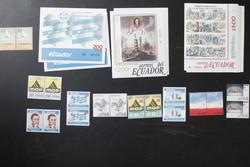 2425: Ecuador - Sammlungen