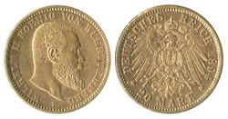 8070: Coins German Empire- Gold Coins