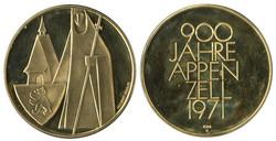 90: Thematische Medaillen