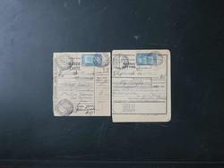 2415: Dschibuti - Briefe Posten