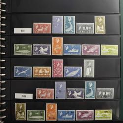 2490: Falkland Abhängige Gebiete B Süd-Georgien - Sammlungen