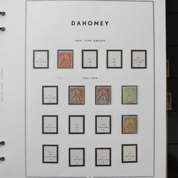 2390: Dahomey - Collections