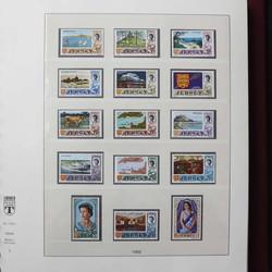 3760: Jersey - Sammlungen
