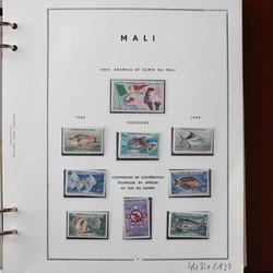 4350: Mali - Sammlungen