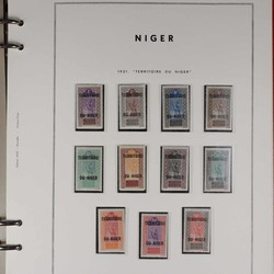 4660: Niger - Collections