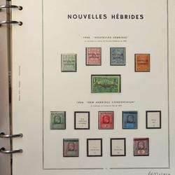 4535: Neue Hebriden - Sammlungen