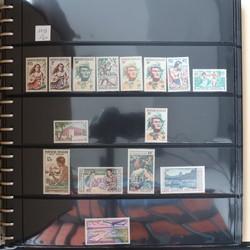 2735: Französisch Polynesien - Sammlungen