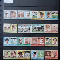 7520: Sammlungen und Posten St. Vincent Grenadienen