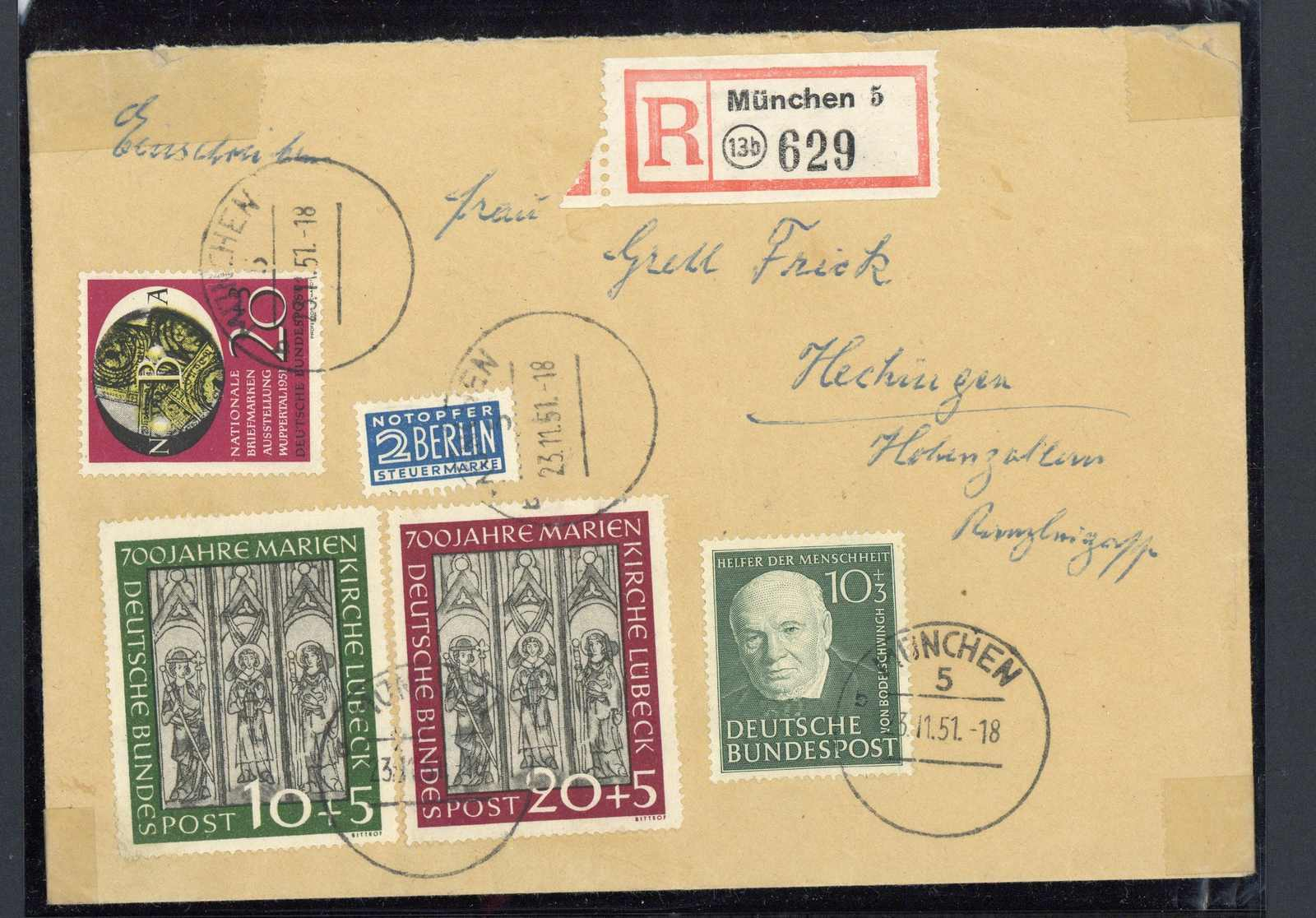 Lot 2058 - COLLECTIONS & ACCUMULATIONS bundesrepublik deutschland -  Auktionshaus Schlegel 26 Public Auction