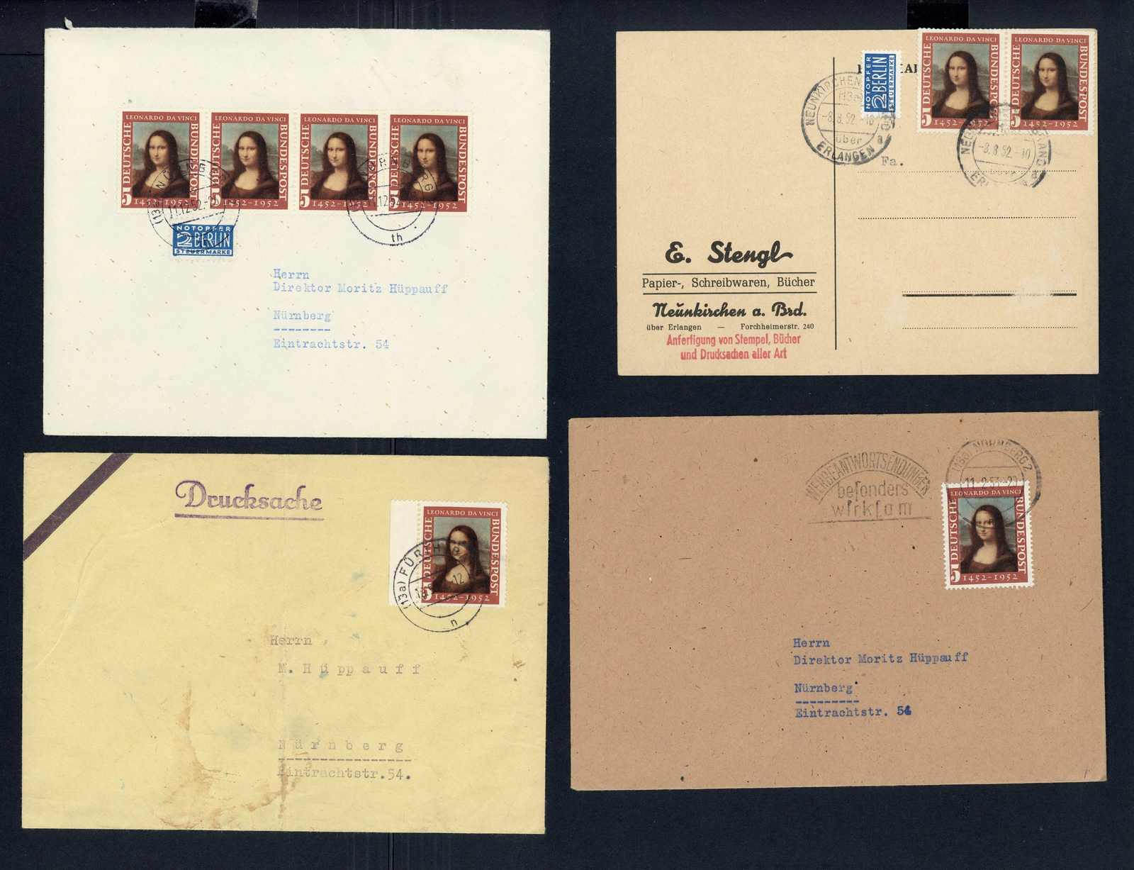Lot 2084 - COLLECTIONS & ACCUMULATIONS bundesrepublik deutschland -  Auktionshaus Schlegel 26 Public Auction