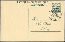 245: Deutsche Kolonien Togo Britische Besetzung - Ganzsachen