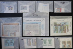 5575: Sambia - Sammlungen