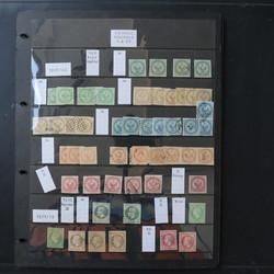 7128: Sammlungen und Posten Franz. Kolonien - Sammlungen