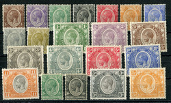 4850: East African and Uganda Protectorates - Collections