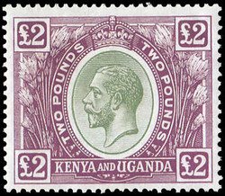 1975: British East Africa and Uganda