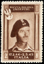5249: Poland 2nd Polish Corps in Italy (Corpo Polacco)
