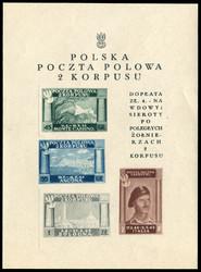 5249: Polen 2. Polnisches Korps in Italien (Corpo Polacco)