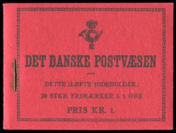 2355: Denmark - Stamp booklets