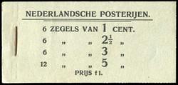 4610: Netherlands - Stamp booklets