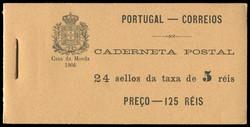 5255: Portugal - Stamp booklets