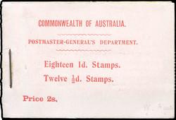 6710: Western Australia - Stamp booklets