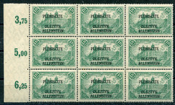 300: Allenstein - Stamps bulk lot