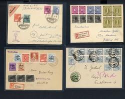 1370210: SBZ allgemeine Ausgabe - Briefe Posten