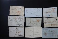 2865: Grossbritannien - Briefe Posten