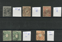7005: Collections and Lots Old German States