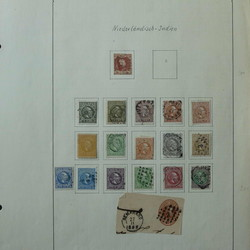 4635: Niederländisch Indien - Sammlungen