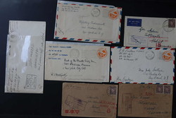 4550: Neuguinea - Briefe Posten