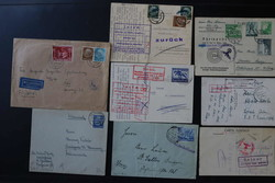 7758: Collections and Lots Censored Mail