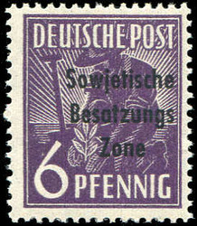 1370210: SBZ allgemeine Ausgabe