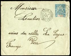 2690: Französisch Guyana - Ganzsachen