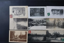 7910: Lots and Collections Picture Postcards Europe - Picture postcards