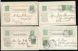 3345: Iceland - Postal stationery