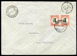 6120: Südwestafrika - Portomarken