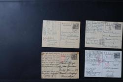 4635100: Niederländisch Indien Japanische Besetzung - Briefe Posten