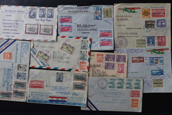 2930: Guatemala - Covers bulk lot