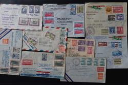 2930: Guatemala - Briefe Posten