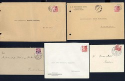 2475: Faroe Islands - Covers bulk lot