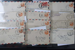 6615: US Post in China - Covers bulk lot