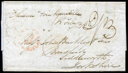 6110: South Australian - Pre-philately