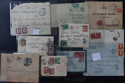 1560: Egypt - Covers bulk lot