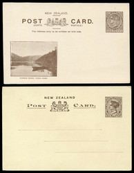 4565: New Zealand - Postal stationery