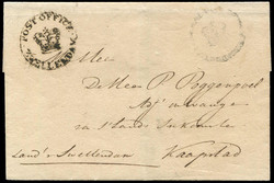3855: Cape of Good Hope - Pre-philately