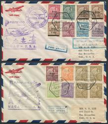 4215: Macao - Covers bulk lot